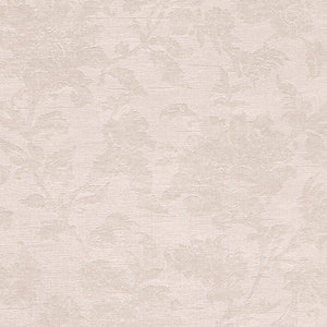 Sand Dignified Traditional Floral Wallpaper R2981