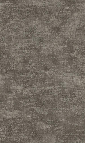Abstract Metallic Denim Wallpaper Grey & Silver R4723
