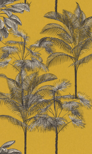 botanical wallpaper designs