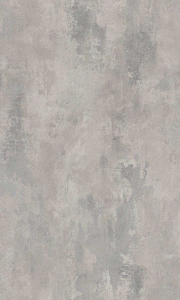faux weathered metal wallpaper, Grey Metallic Weathered Wallpaper R6222 | Rustic Home Interior