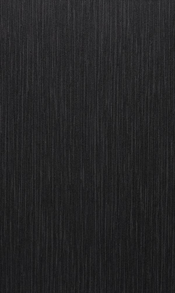 Cascade Black Textured Wallpaper SR1276