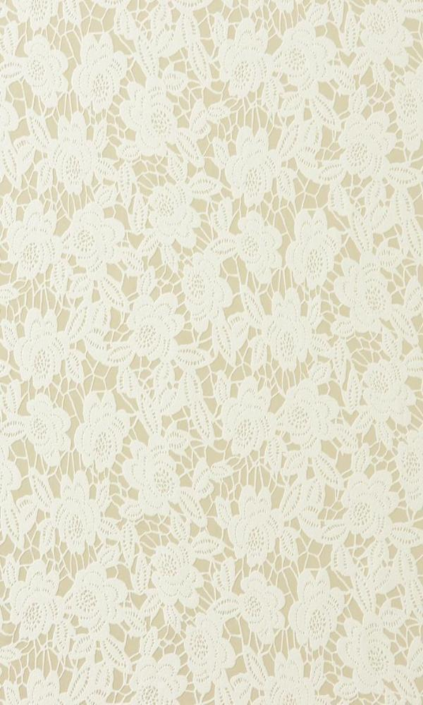 Beige Rose Wallpaper Floral Wallpaper SR1796 | Traditional Home Wall Covering, vinyl, living room, bedroom, free sample, best deals