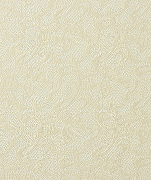 Textile Beige Traditional Lace Wallpaper SR1809. Bedroom Wallpaper. Traditional wallpaper. Beige wallpaper.
