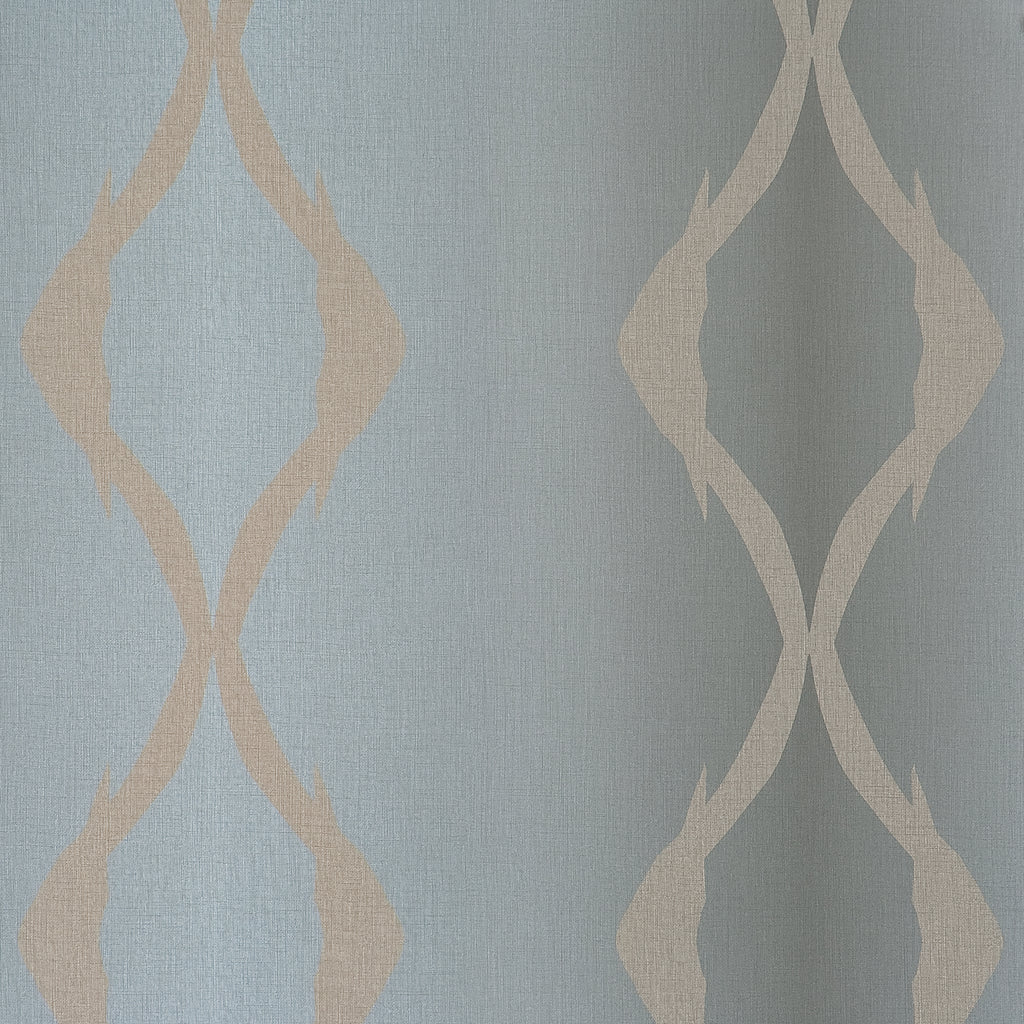 Grey Linear Striped Wallpaper R2419 | Luxury Home Wall Covering