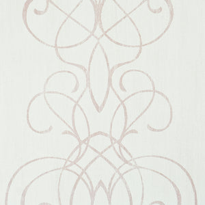 Rose Embroid Damask Wallpaper R2459 | Vintage Home Interior