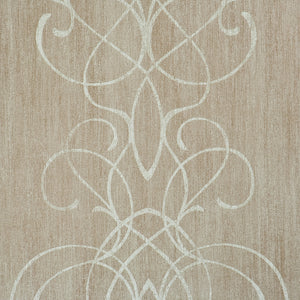 Taupe Embroid R2463