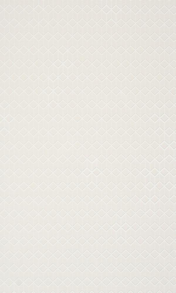 Cream Cubed Geometric Wallpaper R2242 | Elegant Home Decor Ideas