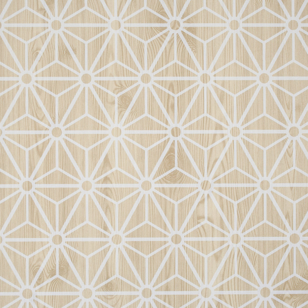 faux wood wallpaper, Tan Geometric Faux Wood Wallpaper R2244 | Modern Home Interior