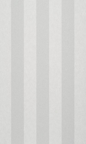 Cool Grey Striped Wallpaper R2531 | Luxury Living Room Design