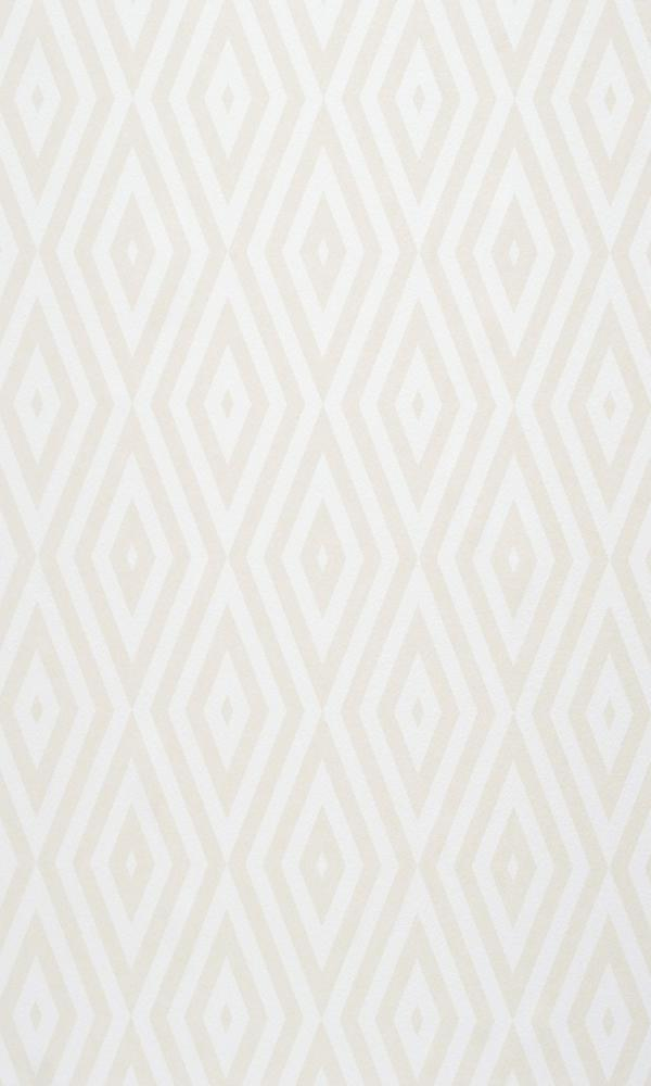 Beige Diamonds Geometric Wallpaper R2535. Geometric Wallpaper. Beige Wallpaper
