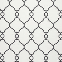 Black & White Geometric Wallpaper R2548 Living Room Wallpaper