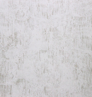 Grey Plastered Textured Wallpaper R2621 | Luxury Bed Room Interior