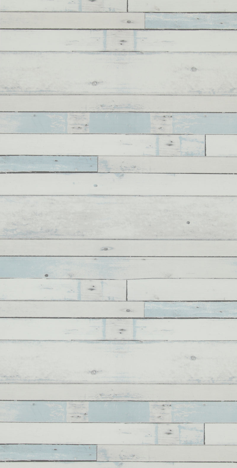 faux wood wallpaper, Pastel Blue Tinted Faux Wood Wallpaper R2581 | Home Interior