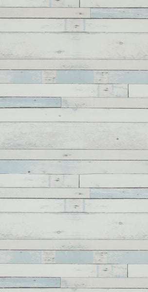 Pastel Blue Tinted Wood R2581
