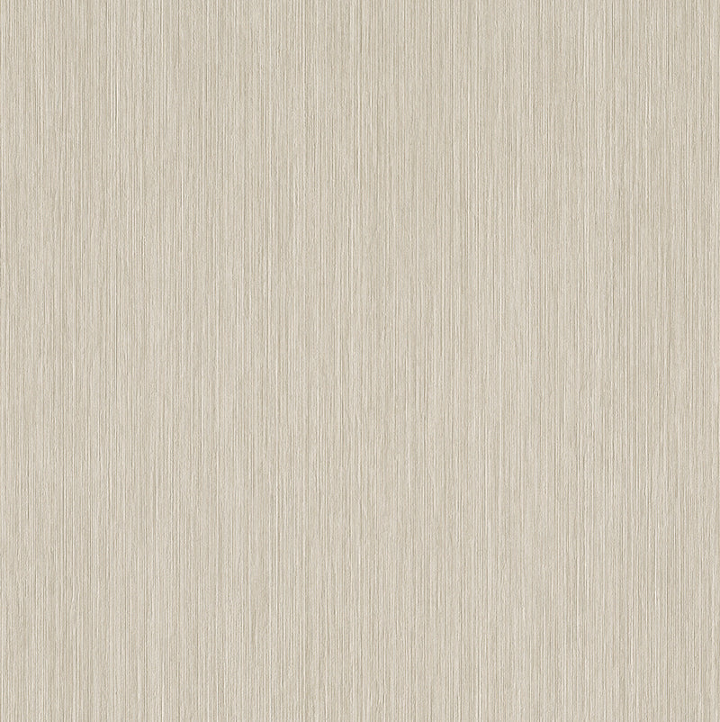 Cool Grey Raked Grasscloth Wallpaper R4411