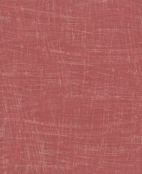 Modern Abstract Texture Red Wallpaper R3969