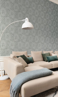 ornamental living room wallpaper