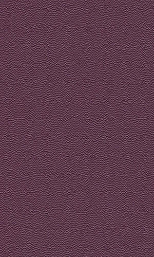 Violet Contemporary Rough Leather Wallpaper R3661