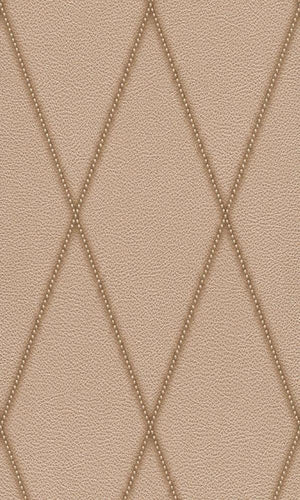 Bronze Faux Jewel Diamond Wallpaper R3686 | Luxury Home Design Ideas