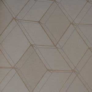Diamond Illusion Wallpaper R3628 | Geometric Home Wall Covering