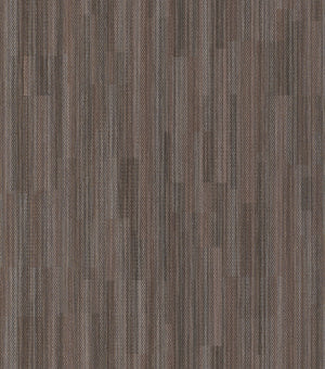 Textured Geometric Brown Grazed Block Wallpaper R4420