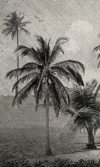 Vintage Tropical Illustration M9589