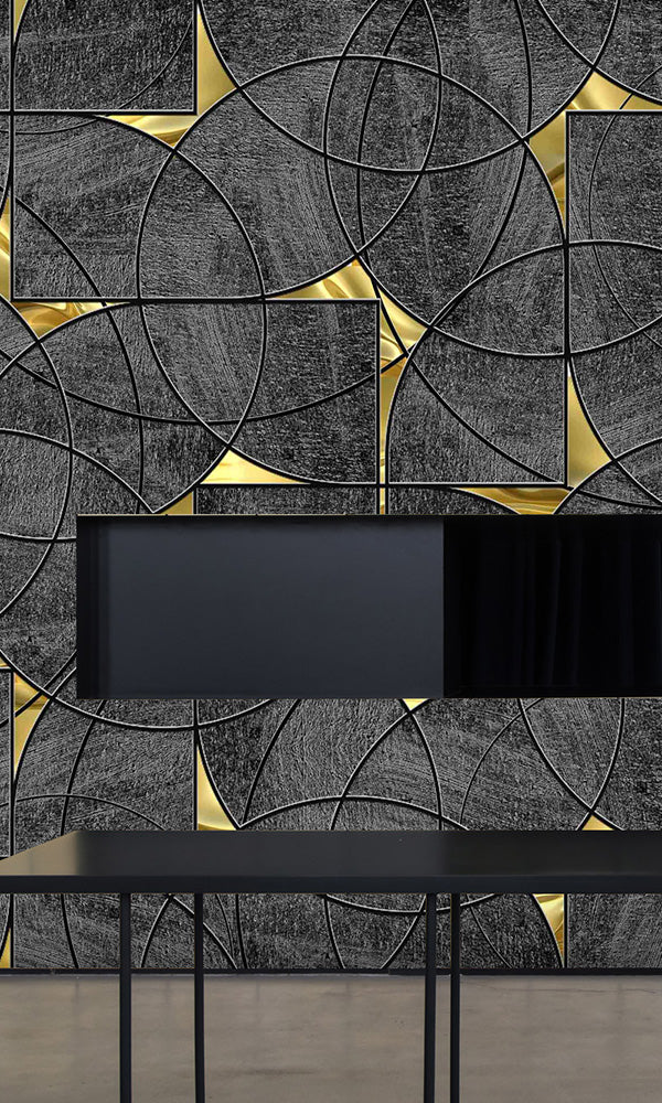geometric texture wallpaper