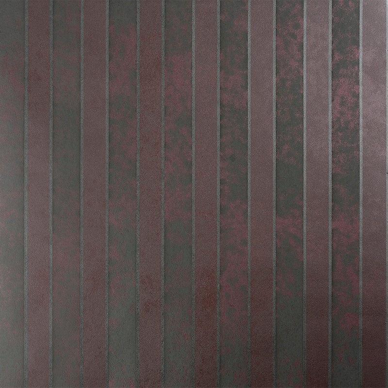 Metallic Striped Modern Magenta Wallpaper R3891