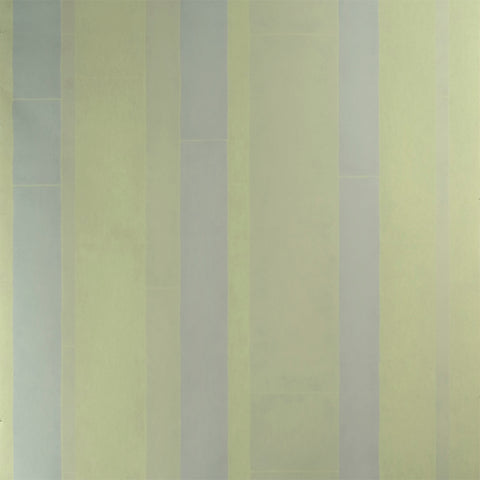 Simple Traditional Light Green Striped Wallpaper R3821