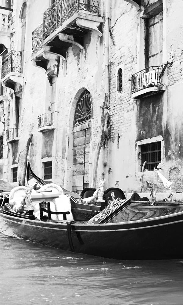 Venice Boat on the River