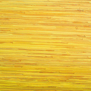 Bright Yellow Grass-cloth Woven Wallpaper R2014 | Natural Home Style