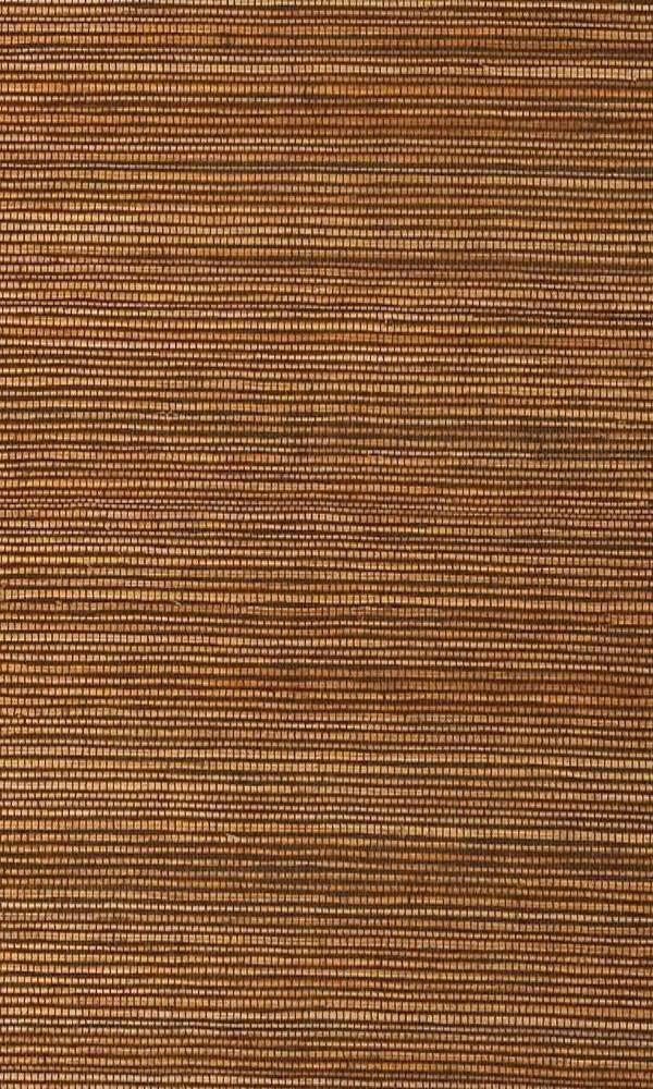Abaca Caramel Grass-cloth Woven Wallpaper R1995 |. Grasscloth Wallpaper