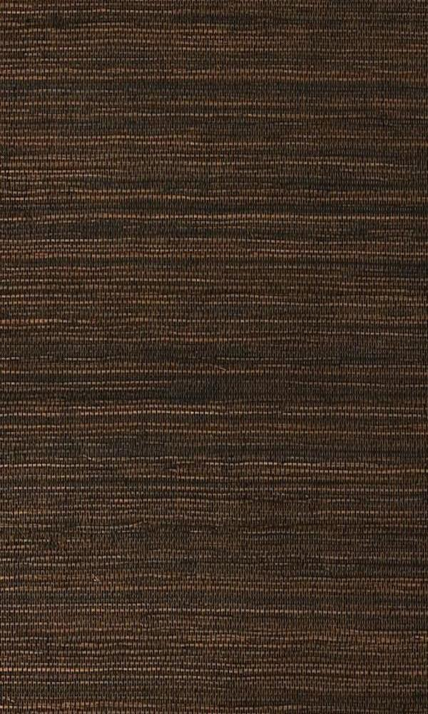 Abaca Taupe Grass-cloth Woven Wallpaper R1994