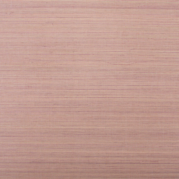 Natural Woven Purple and Green Grasscloth Wallpaper R4587