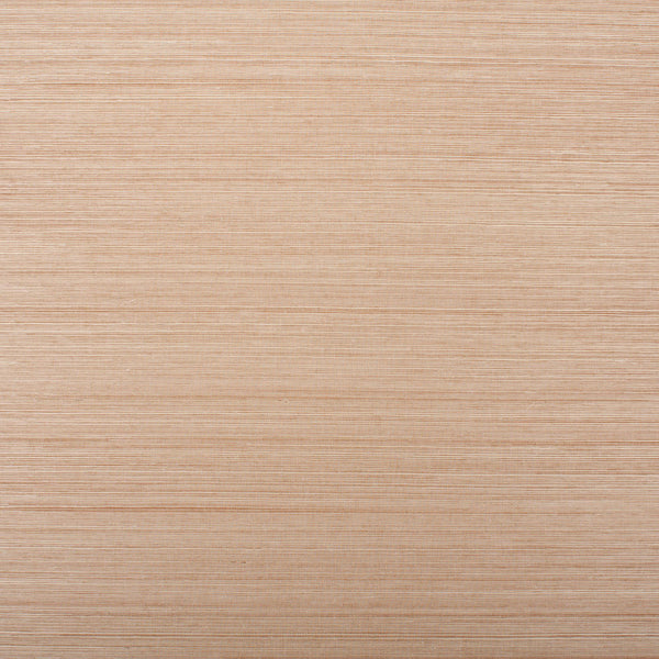 Natural Woven Beige and Brown Grasscloth Wallpaper R4588