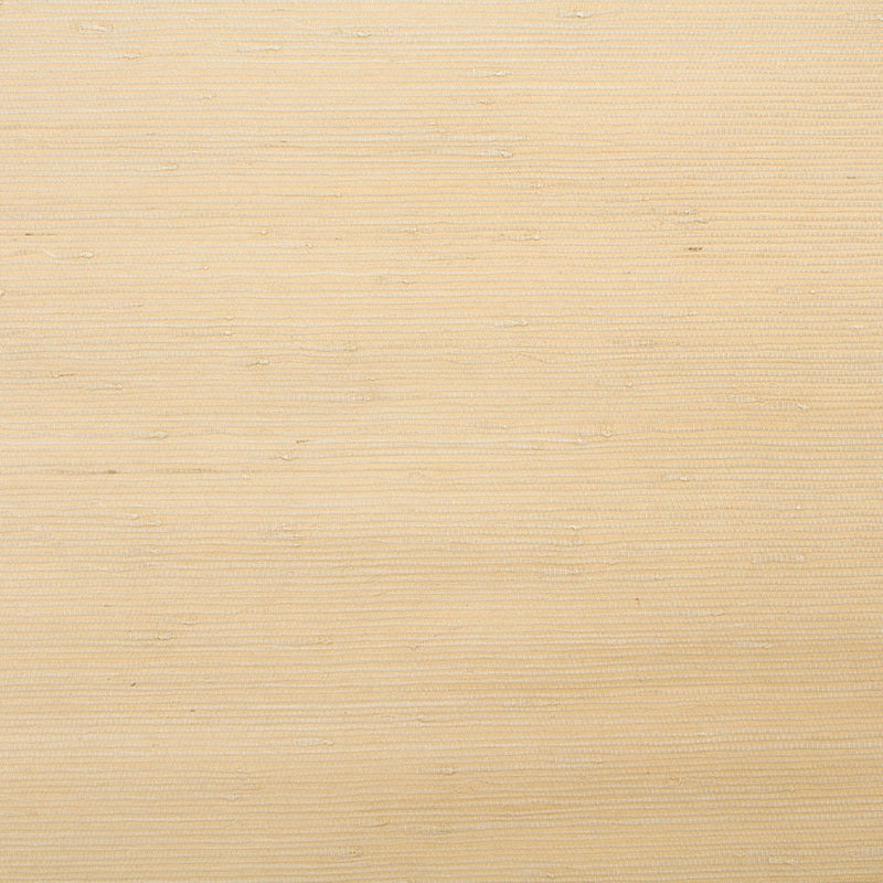 Knotted Weave Beige and Yellow Grasscloth Wallpaper R4636