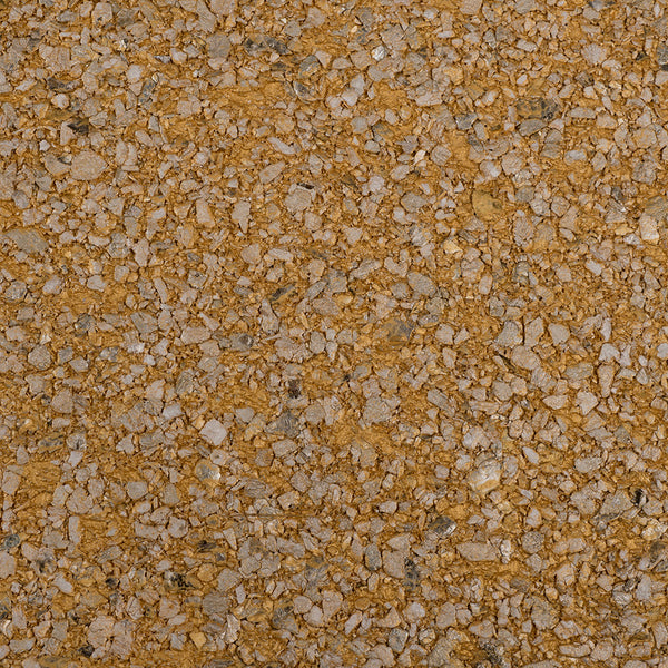 Metallic Mica Yellow and Beige Rocky Road Wallpaper R4596