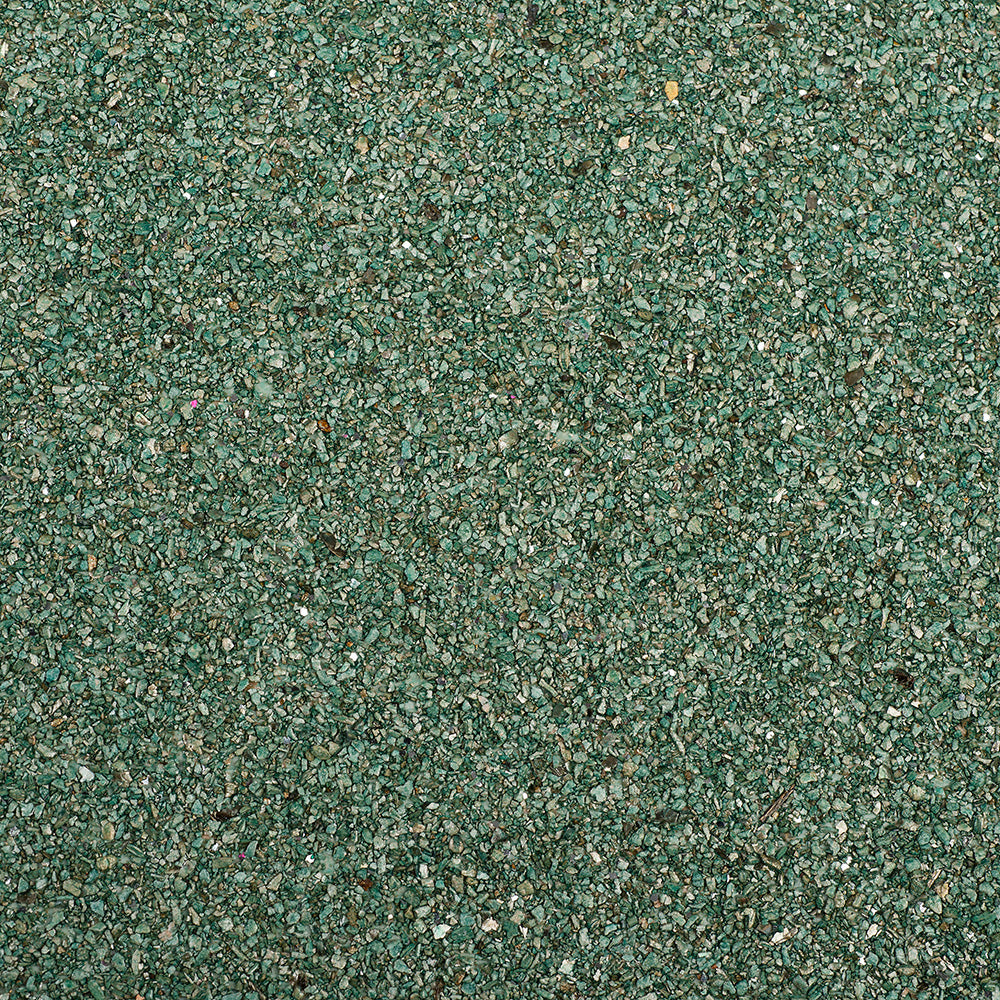 Emerald Jewel Metallic Green and Silver Mica Wallpaper R4598