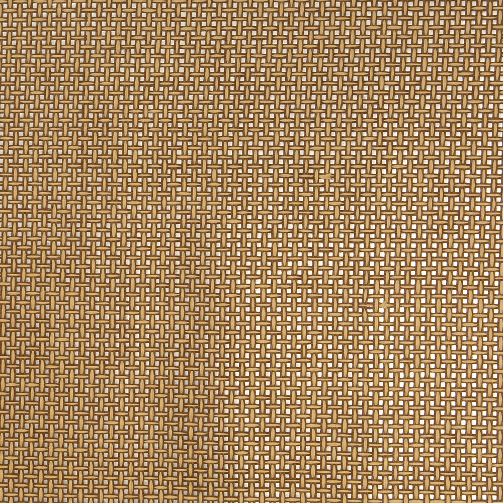 Brown Grasscloth Mirrored Basket Wallpaper R4601 | Home Interior