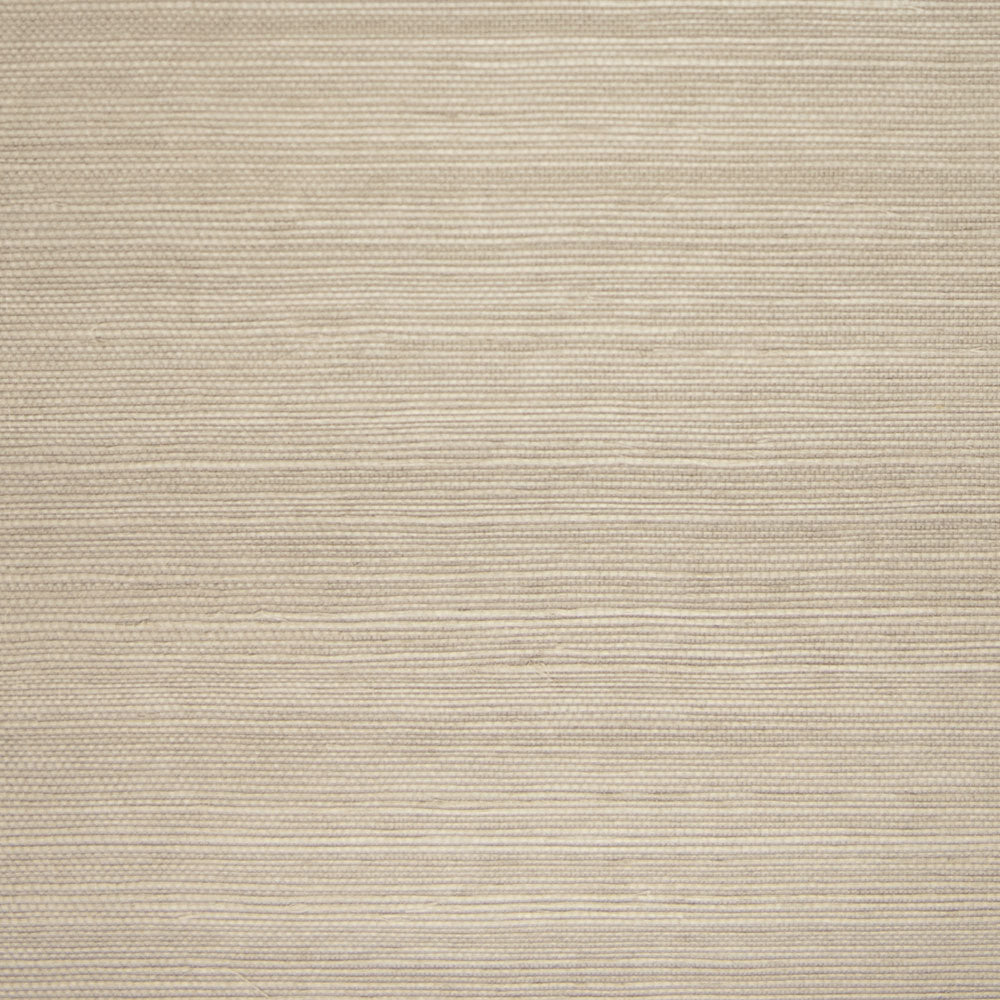Grey and White Woven Wallpaper R4632 | Grasscloth Home Wall Covering
