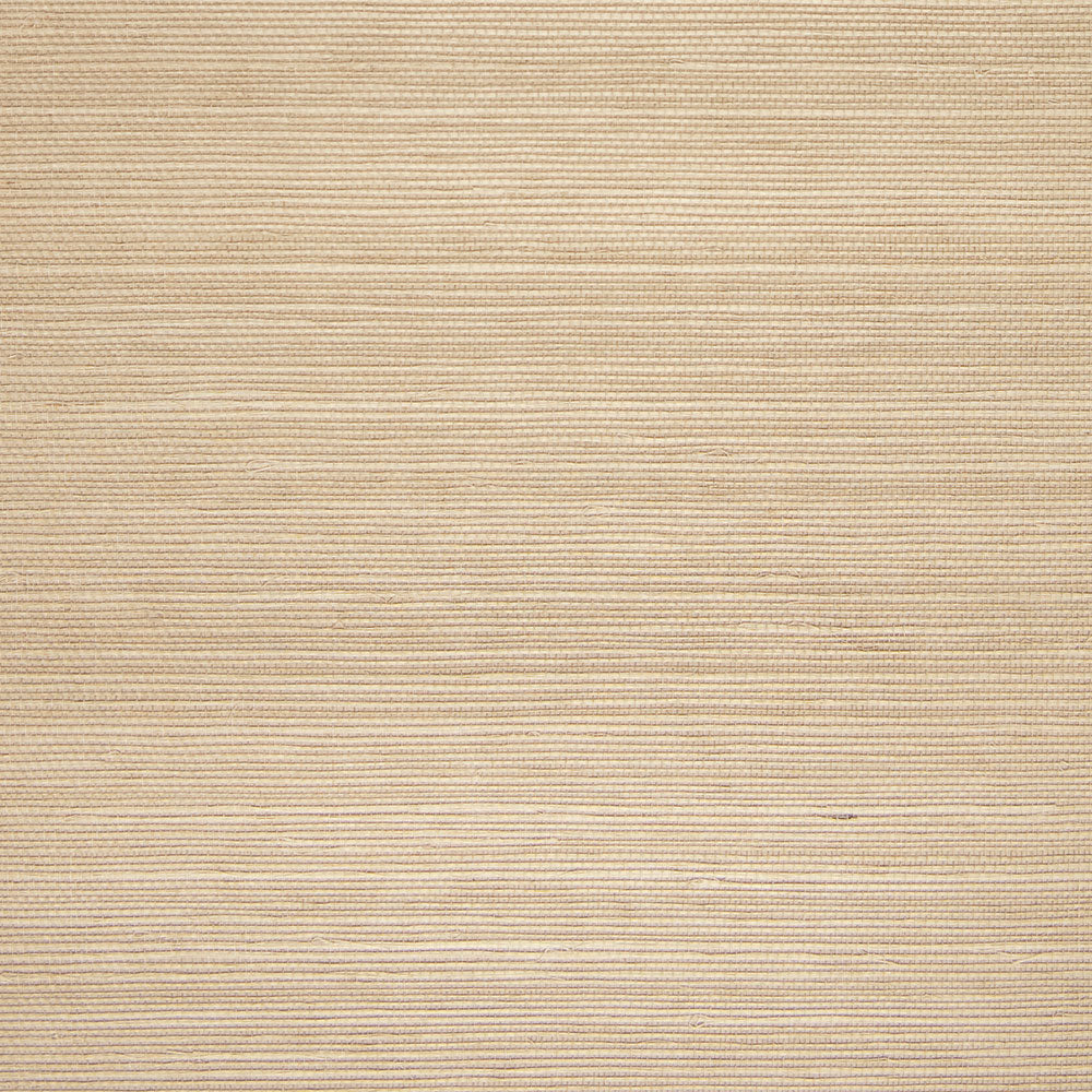 Fine Weave Beige and Brown Grasscloth Wallpaper R4637