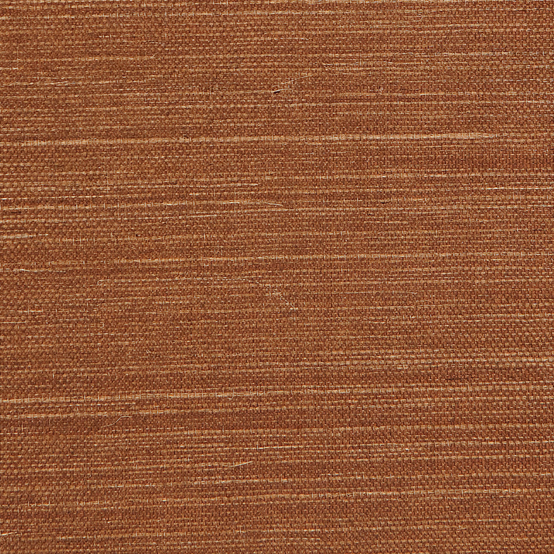 Brown Ramie Majestic Grasscloth Wallpaper R1997