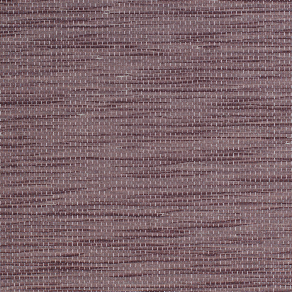 Sunset Gradient Purple and White Grasscloth Wallpaper R4618