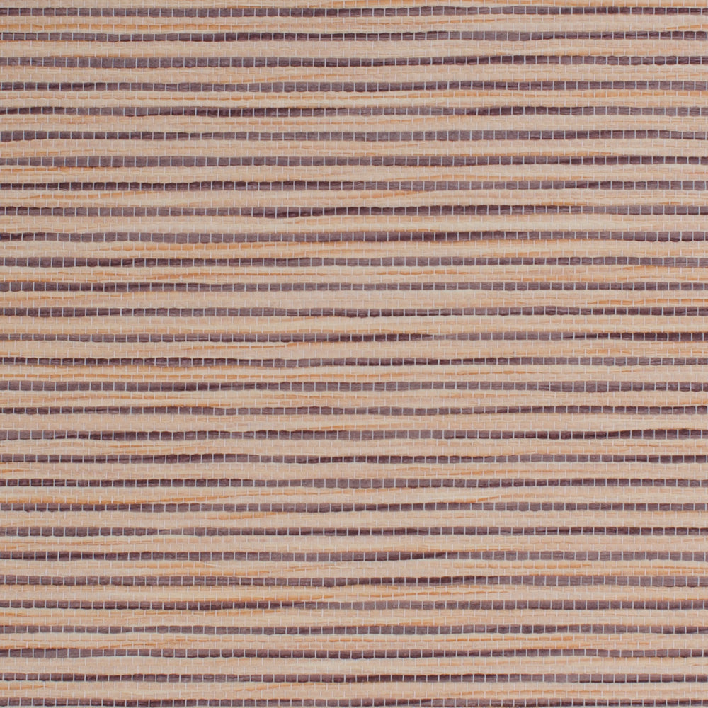 Sunset Gradient Orange and Purple Grasscloth Wallpaper R4621