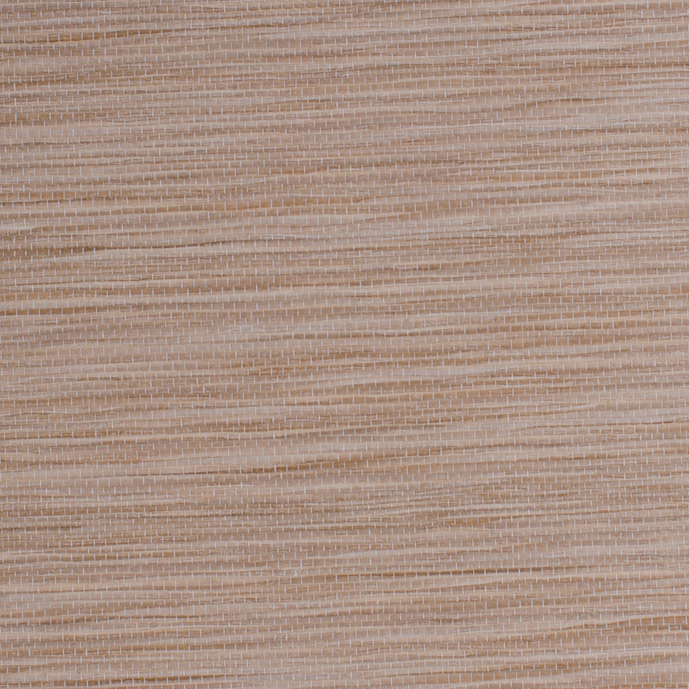 Sunset Gradient Brown and Beige Grasscloth Wallpaper R4622