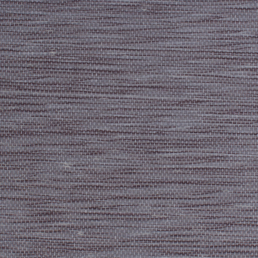 Sunset Gradient Blue and Grey Grasscloth Wallpaper R4623