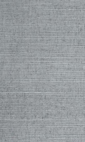 Ash Grey Grasscloth Wallpaper R1993 | Nature Inspired Home Interior