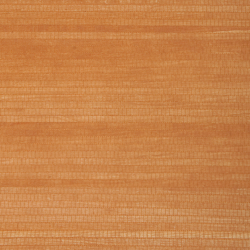 Golden Pina Grasscloth Wallpaper R1974 | Natural Home Interior