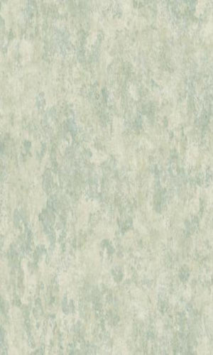 Brushed Concrete Wallpaper Green R4855