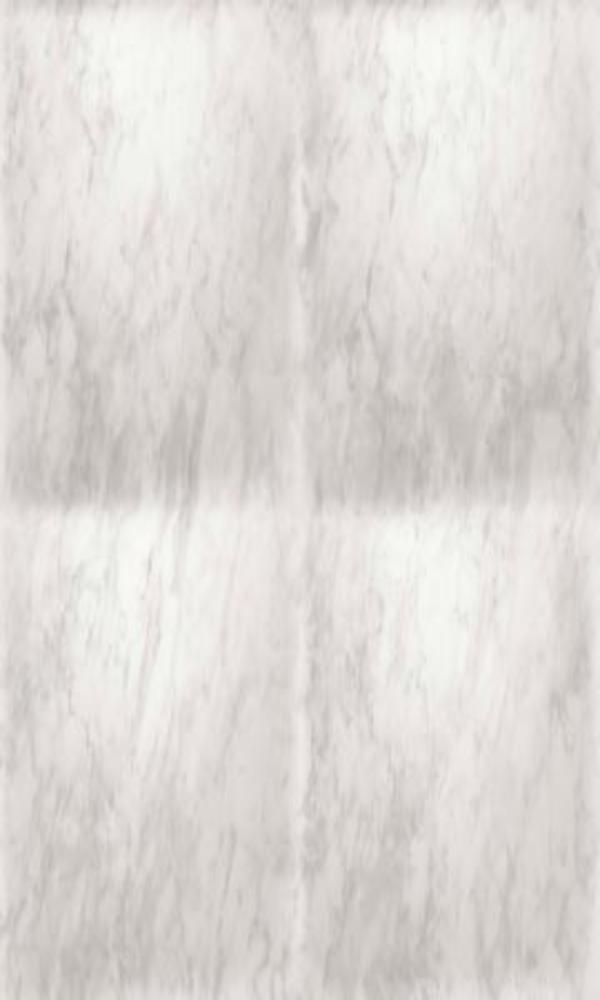 Contemporary Faux Marble Textural Grey Tiled Marble Wallpaper R3717